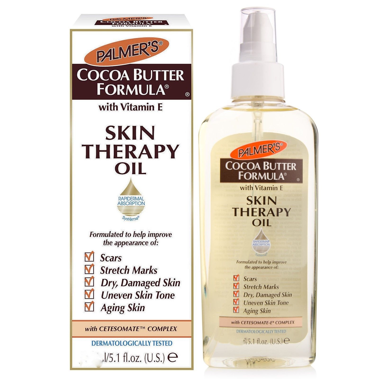 Cocoa butter penetrate skin