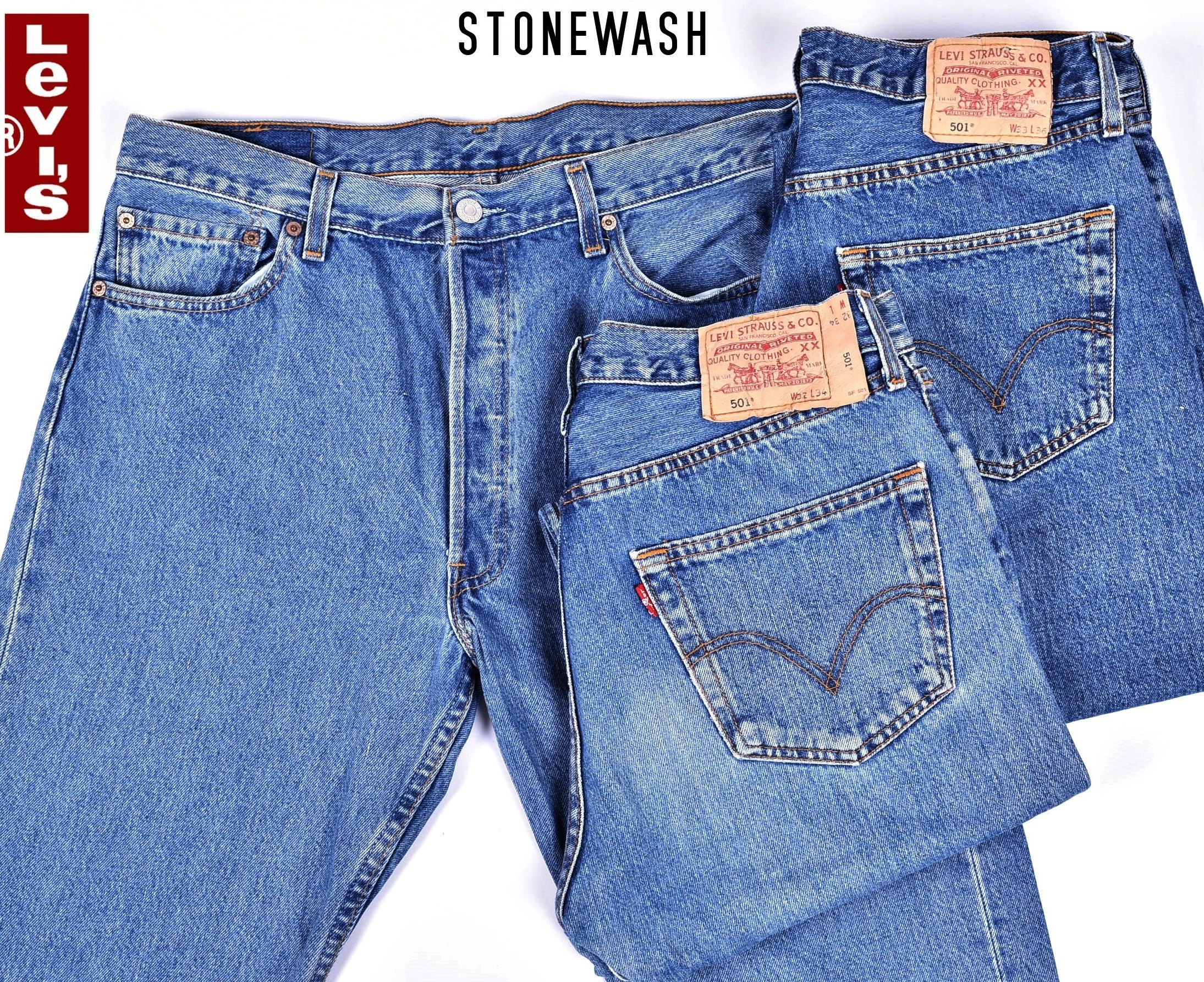 vintage levi levis jeans 501 denim grade a mens w30 w32. Black Bedroom Furniture Sets. Home Design Ideas