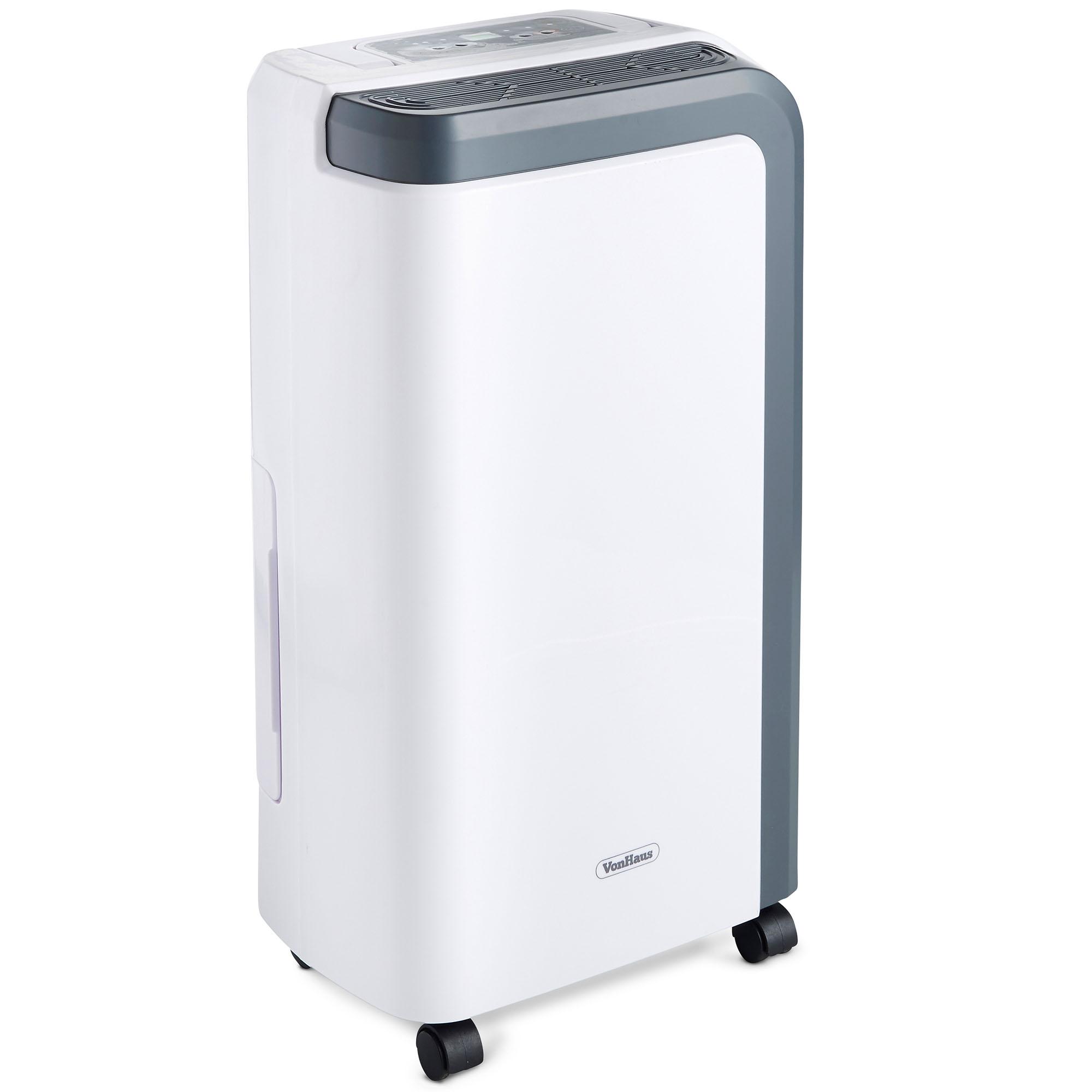 Absorbeur D Humidité Avis détails sur vonhaus déshumidificateur d'air 12 l absorbeur d'humidité  électrique