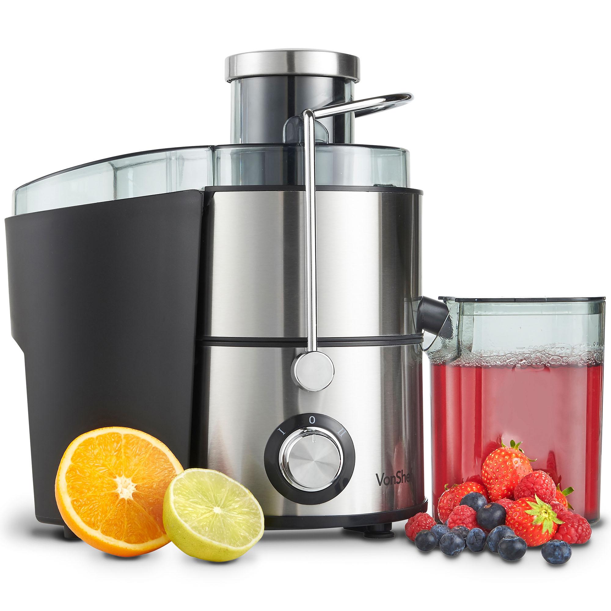 General Electric Juicer ~ Vonshef juicer machine w juice maker powerful whole