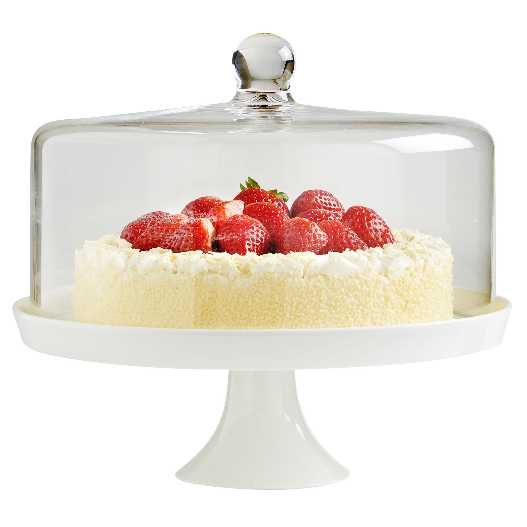 White Ceramic Cake Stand Uk