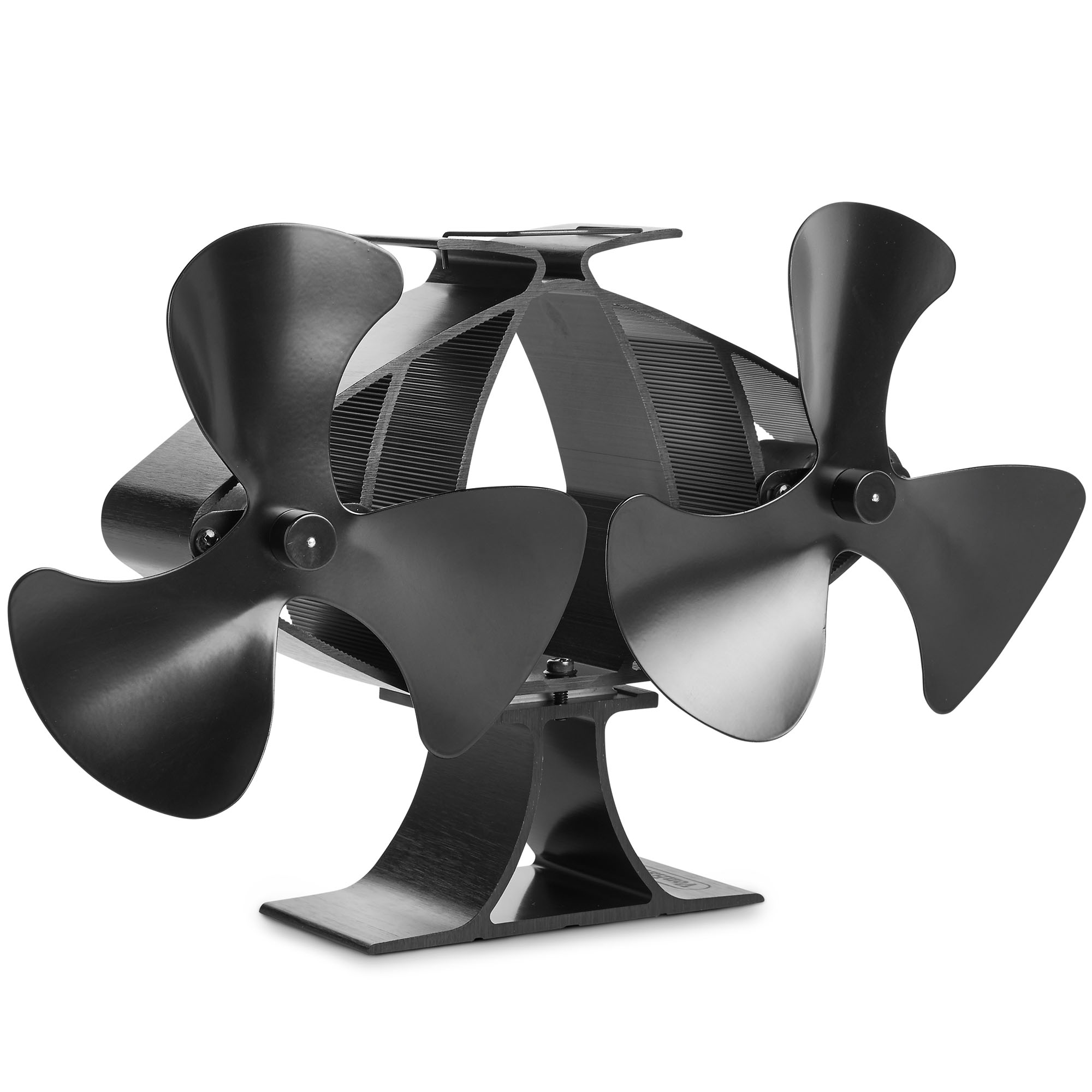 vonhaus double stove fan twin blades for increased. Black Bedroom Furniture Sets. Home Design Ideas