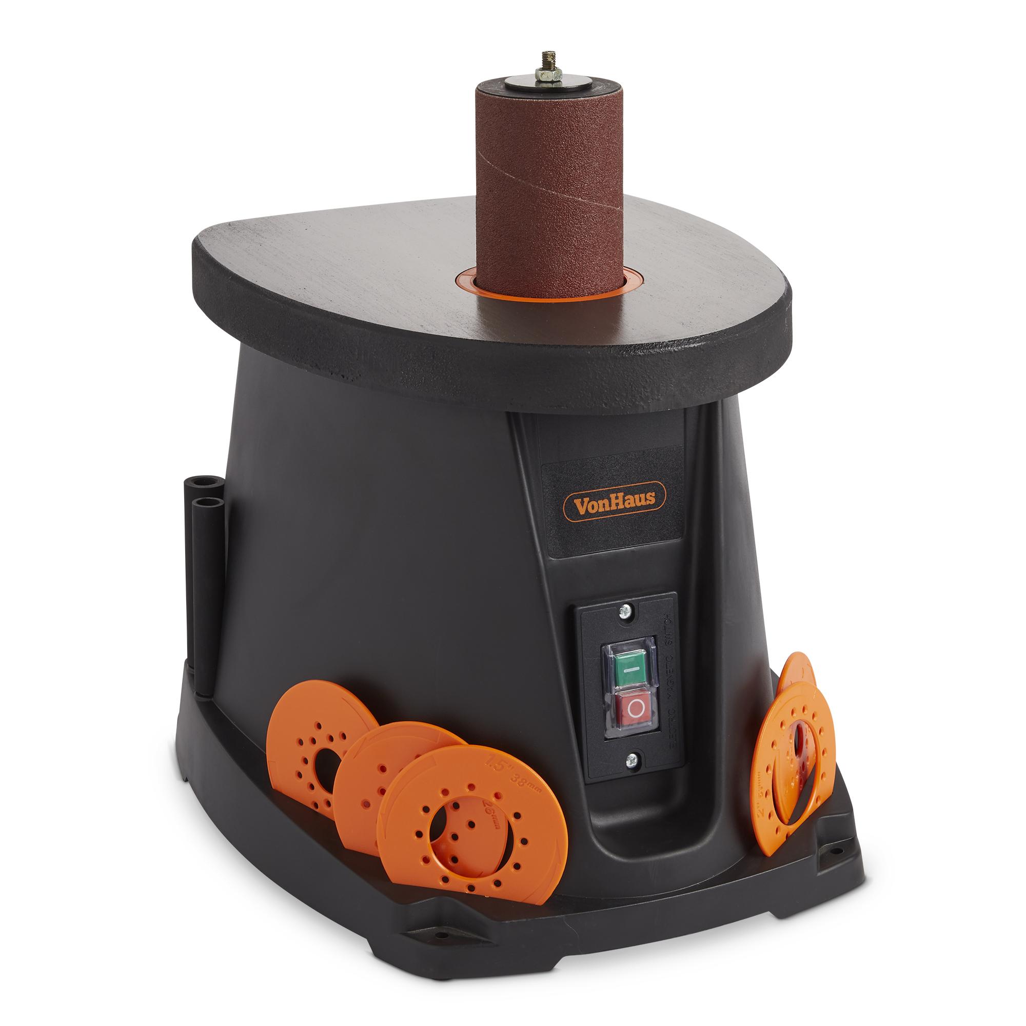 Vonhaus 450w Oscillating Bobbin Spindle Sander 5056115723438 Ebay