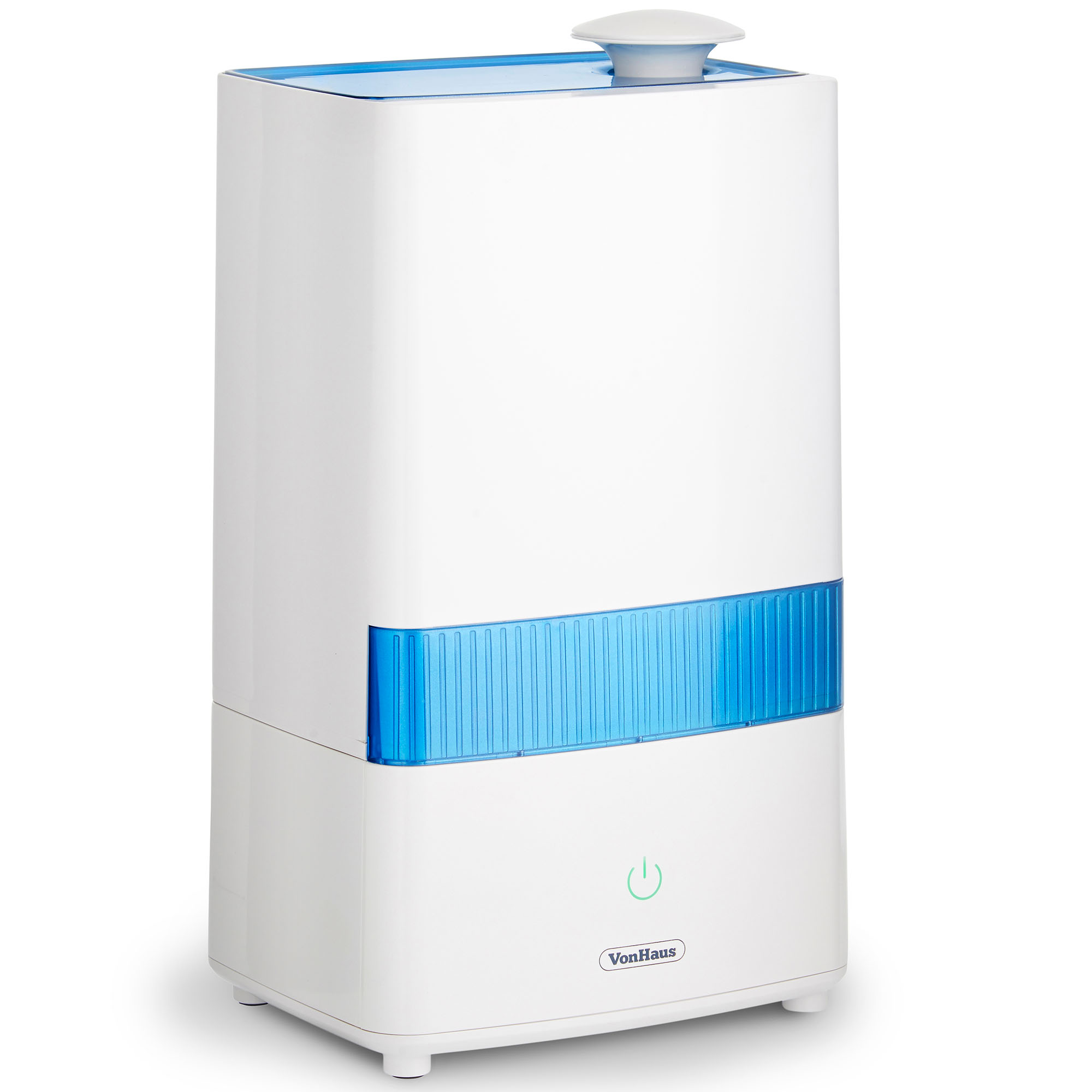 Vonhaus 4 5l ultrasonic humidifier aroma diffuser compact air moisturiser 5056115707216 ebay - Humidifier l air naturellement ...