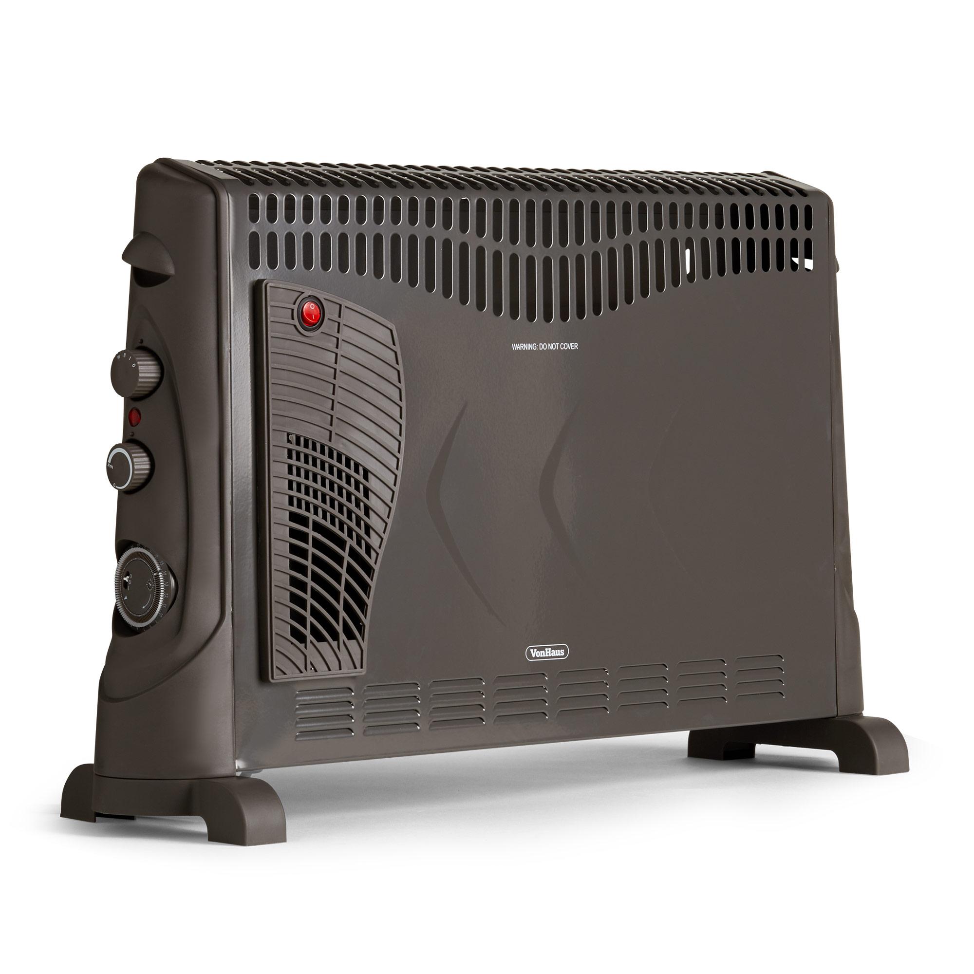 domu fan convector heater