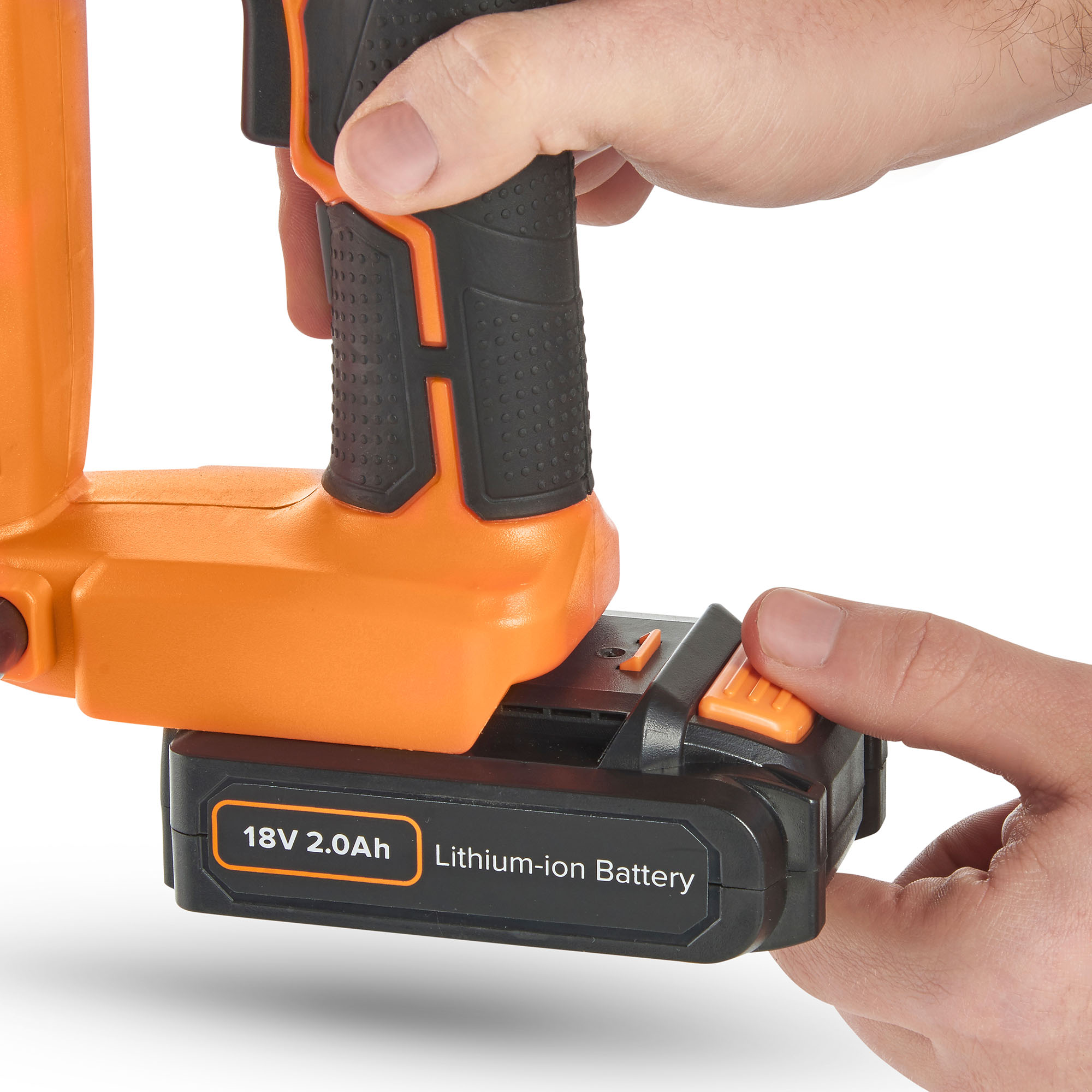 Vonhaus Nail Gun Amp Staple Gun Cordless Electric Heavy Duty