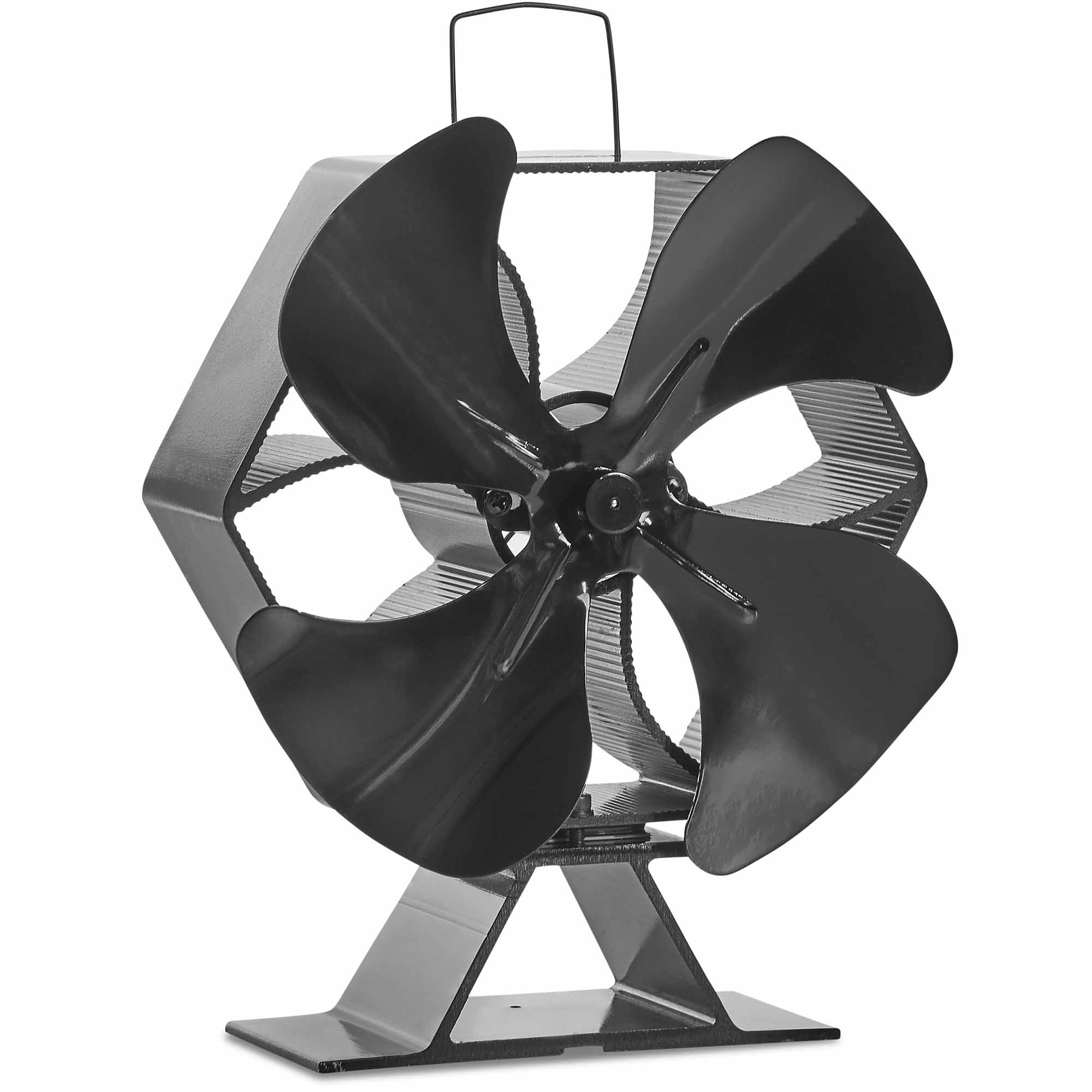 Vonhaus Xl 4 Blade Stove Fan Thermoelectric Eco Friendly