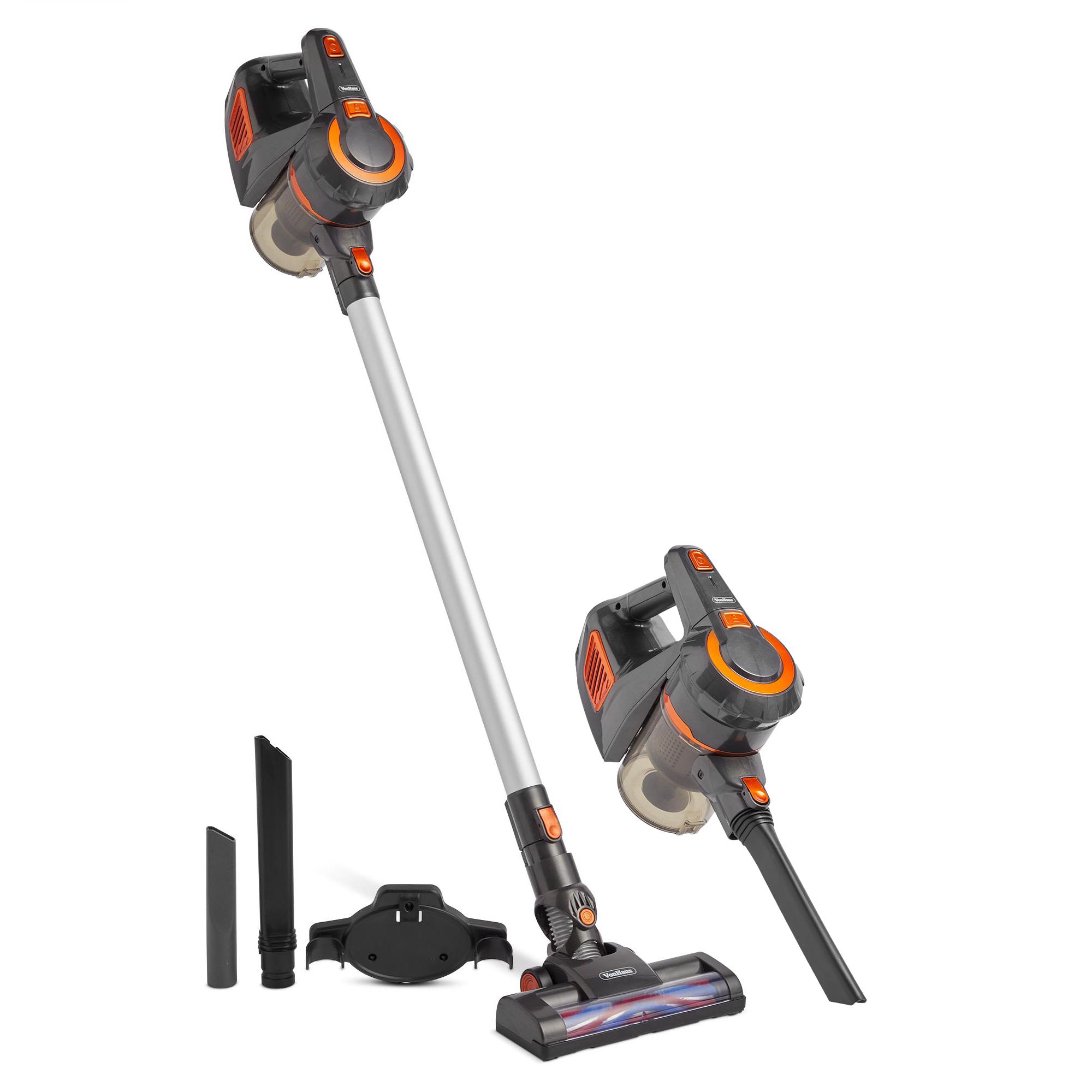 Vonhaus 2 In 1 Cordless Handheld Vacuum Cleaner Grey 150w : vonhaus 2 in 1 cordless handheld vacuum cleaner grey 120w 5056115722103 ebay ~ Russianpoet.info Haus und Dekorationen