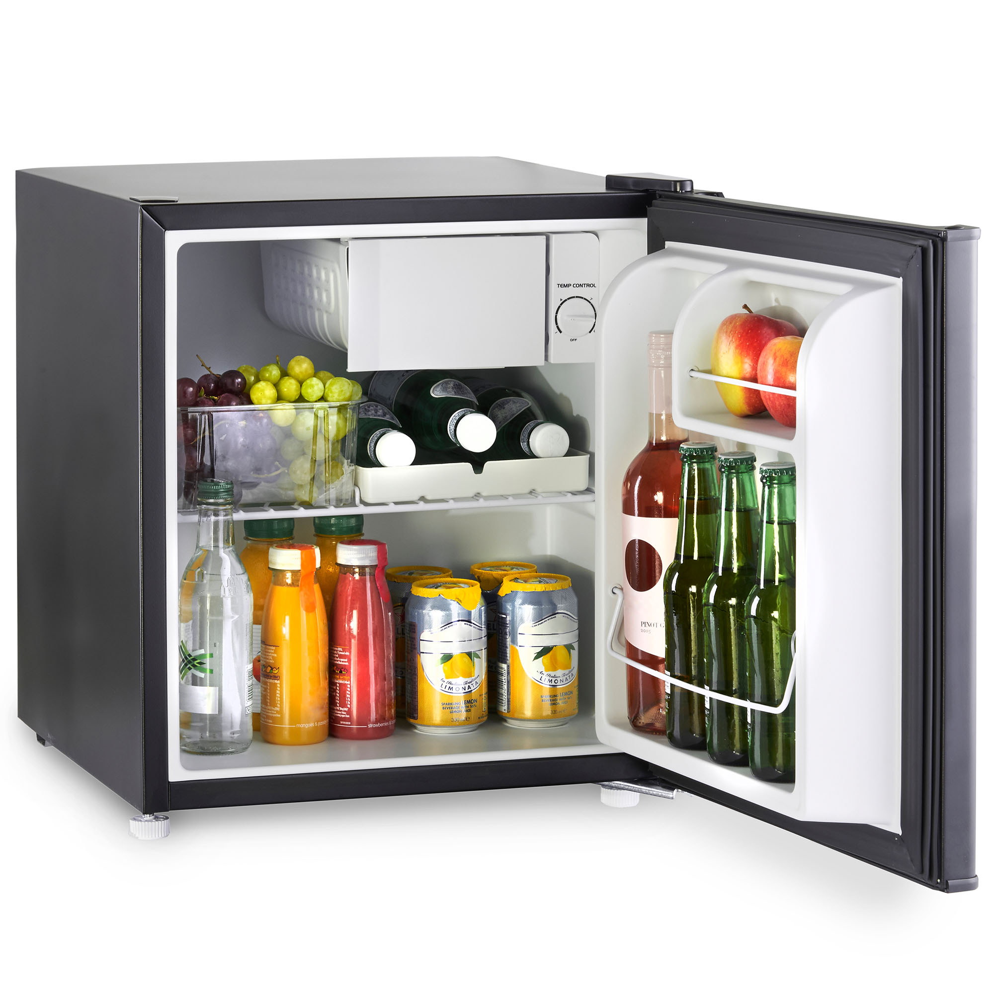 Vonshef 47l Mini Fridge Table Top Small Drinks Beer Cooler