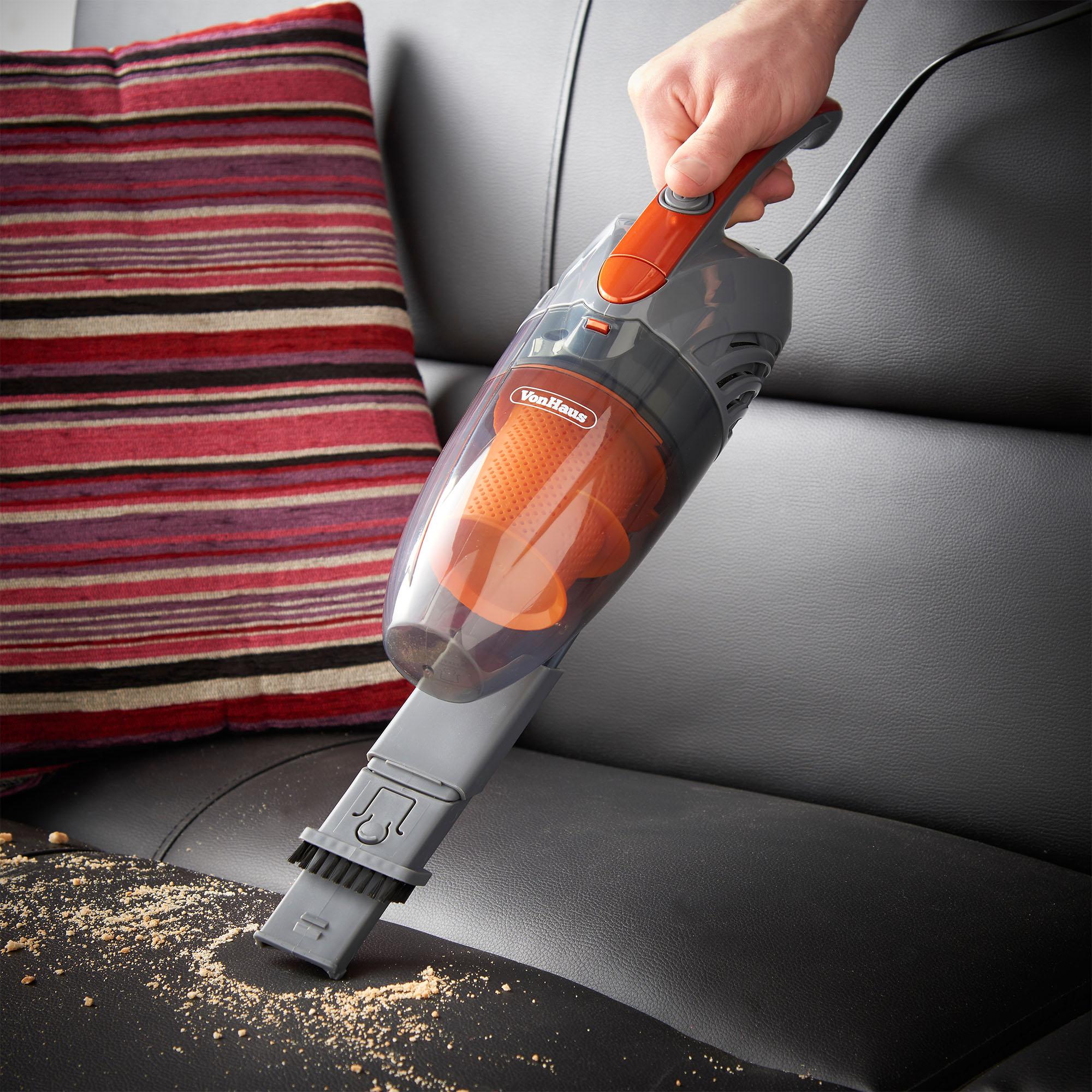 Vonhaus Uv Anti Allergy Bacterial Hand Held Vacuum