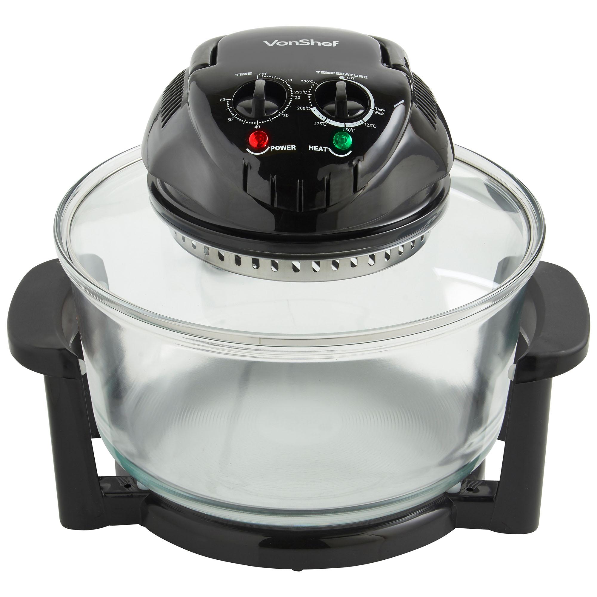 Vonshef Halogen Oven Convection Cooker Air Fryer