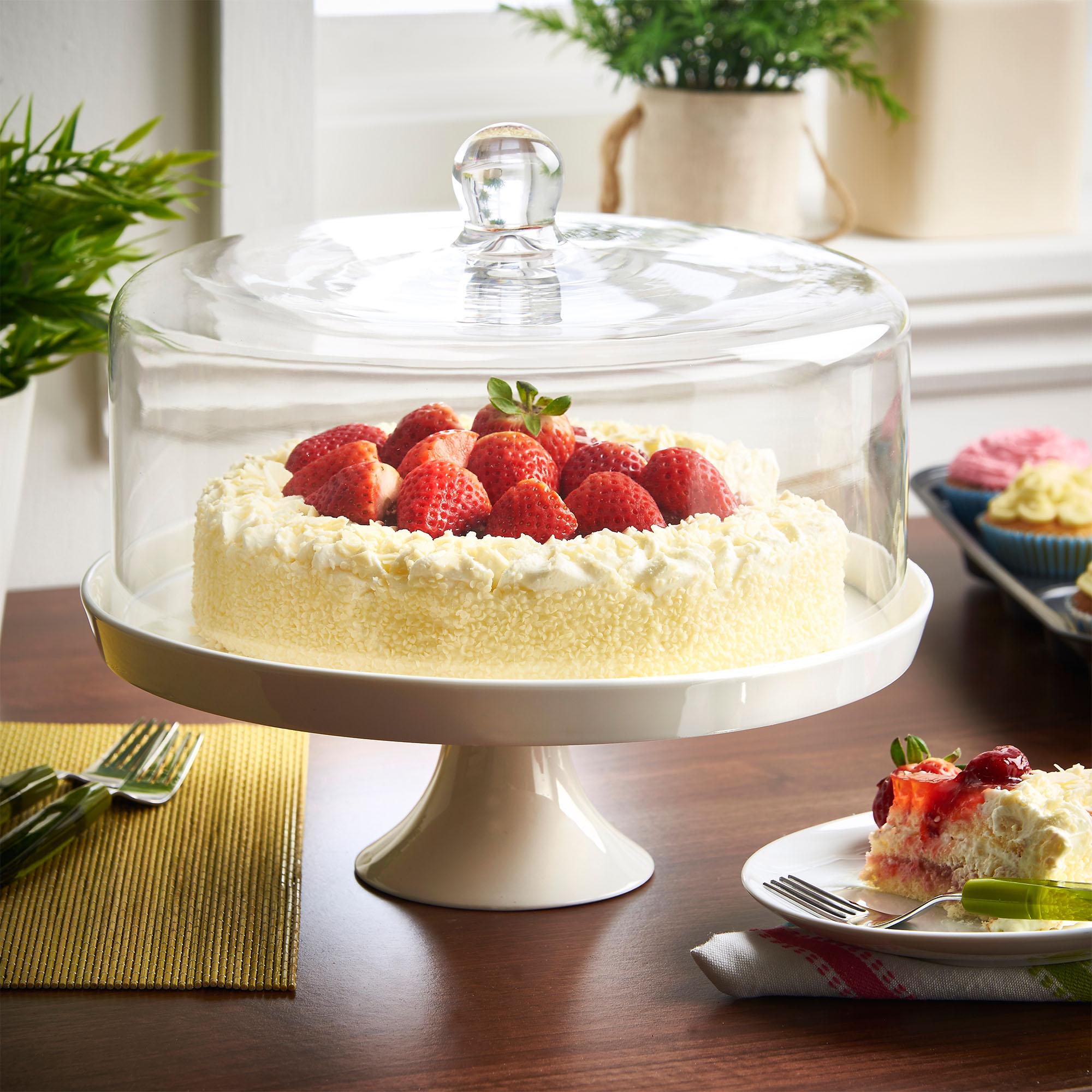 Vonshef  In  Cake And Cupcake Storage Box C
