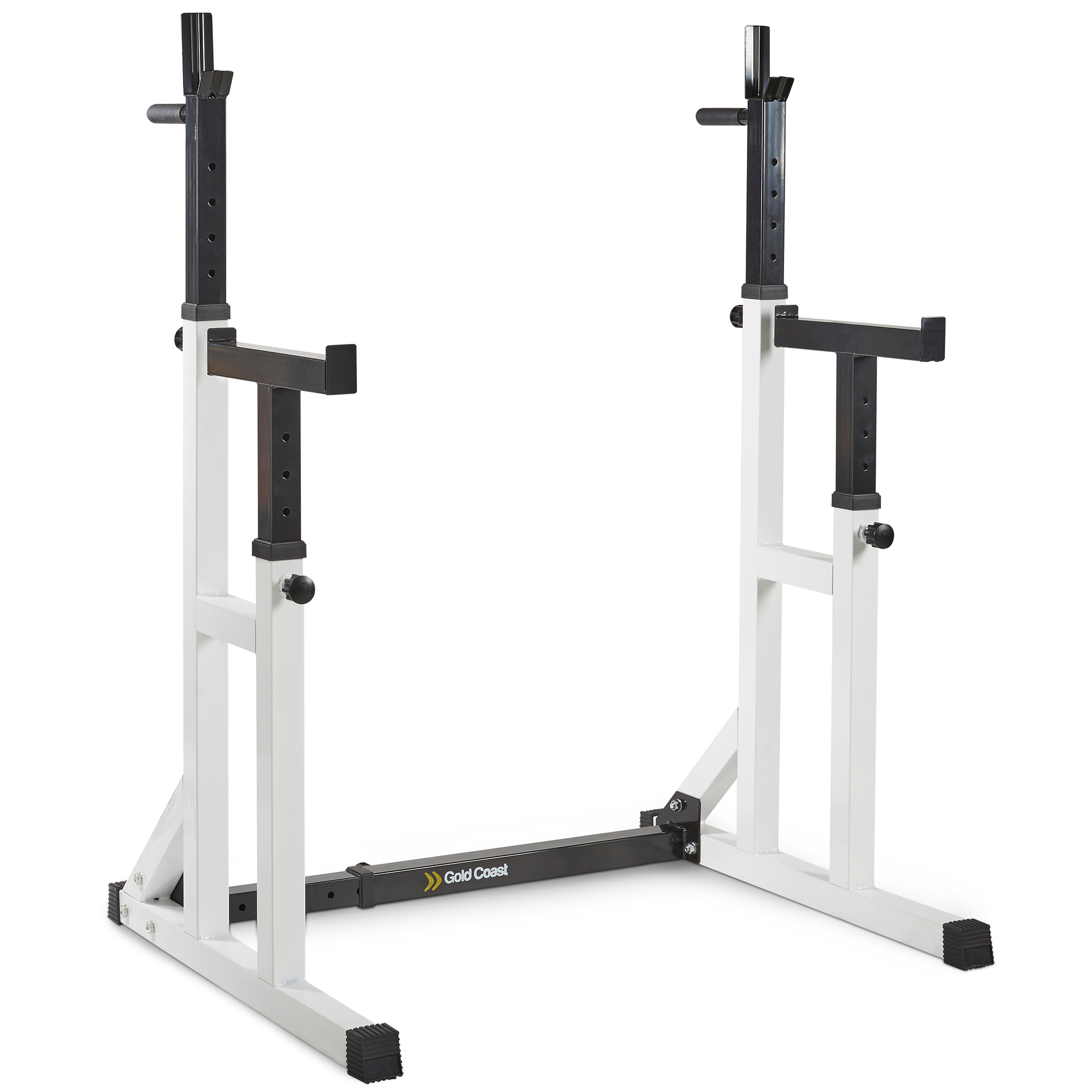 Gym Equipment Gold Coast: Gold Coast Adjustable Squat Rack/Dip Stand/Gym Weight