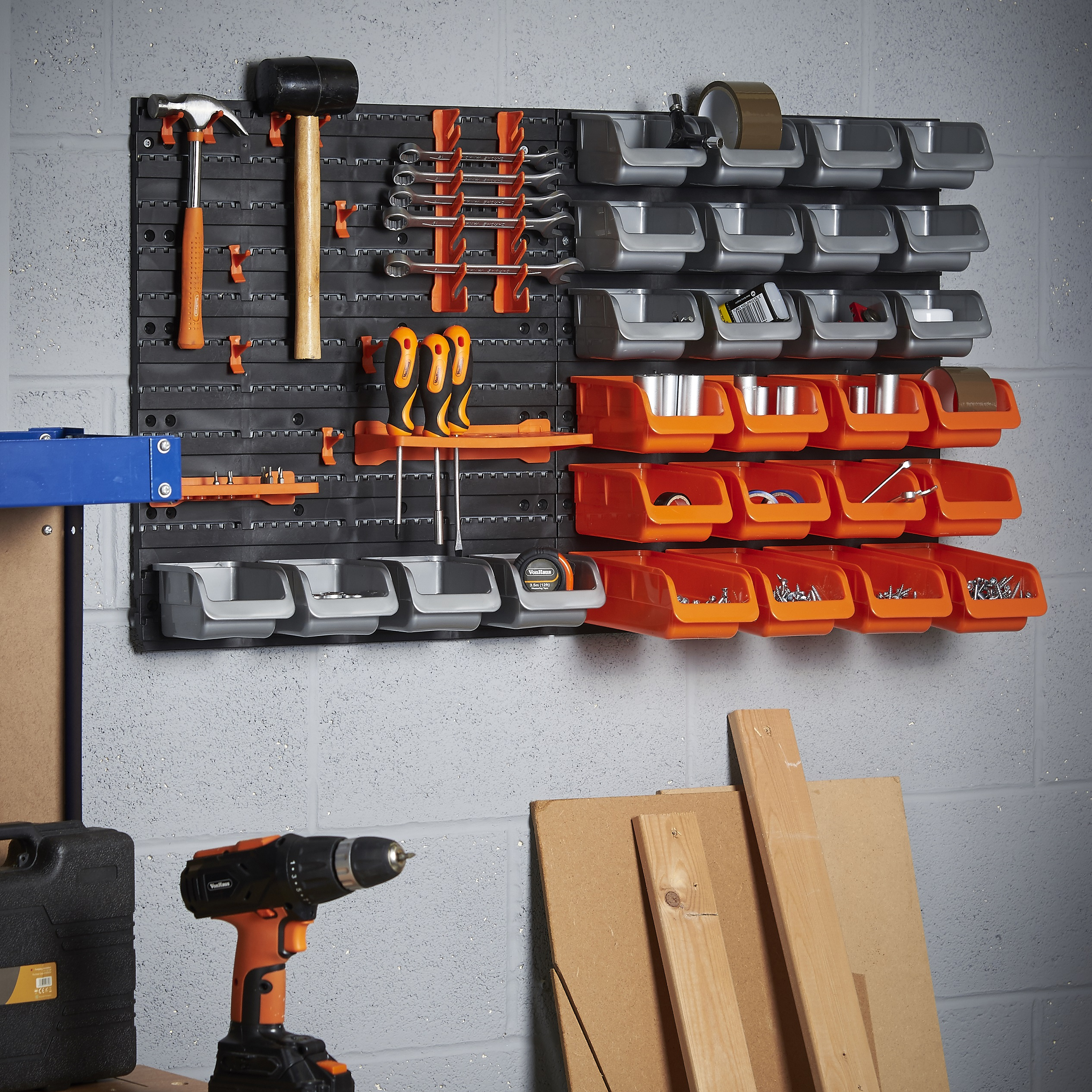 board garage before organization homesmsp pegboard peg use