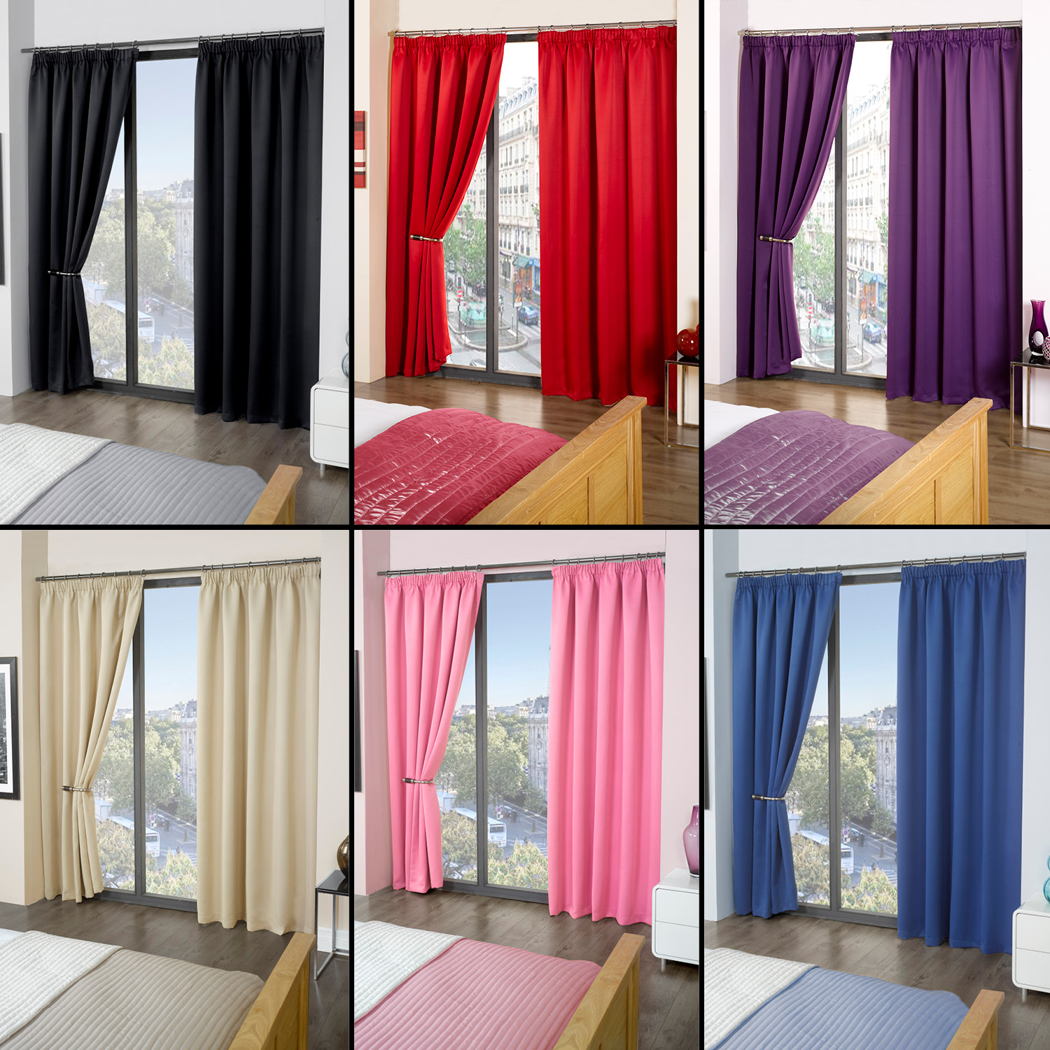 azalea sale solid moondream pink thermal color curtains blackout curtain