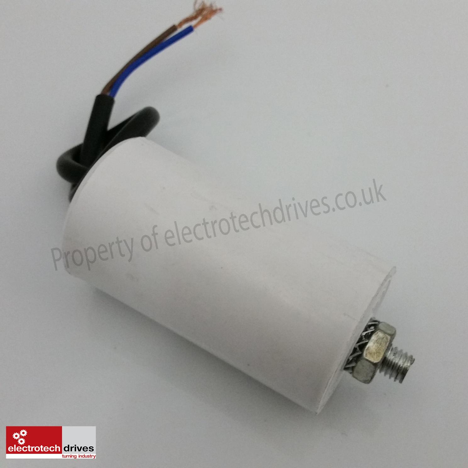 Electric Motor Run Capacitor Capacitors 2uf To 100uf Mfd