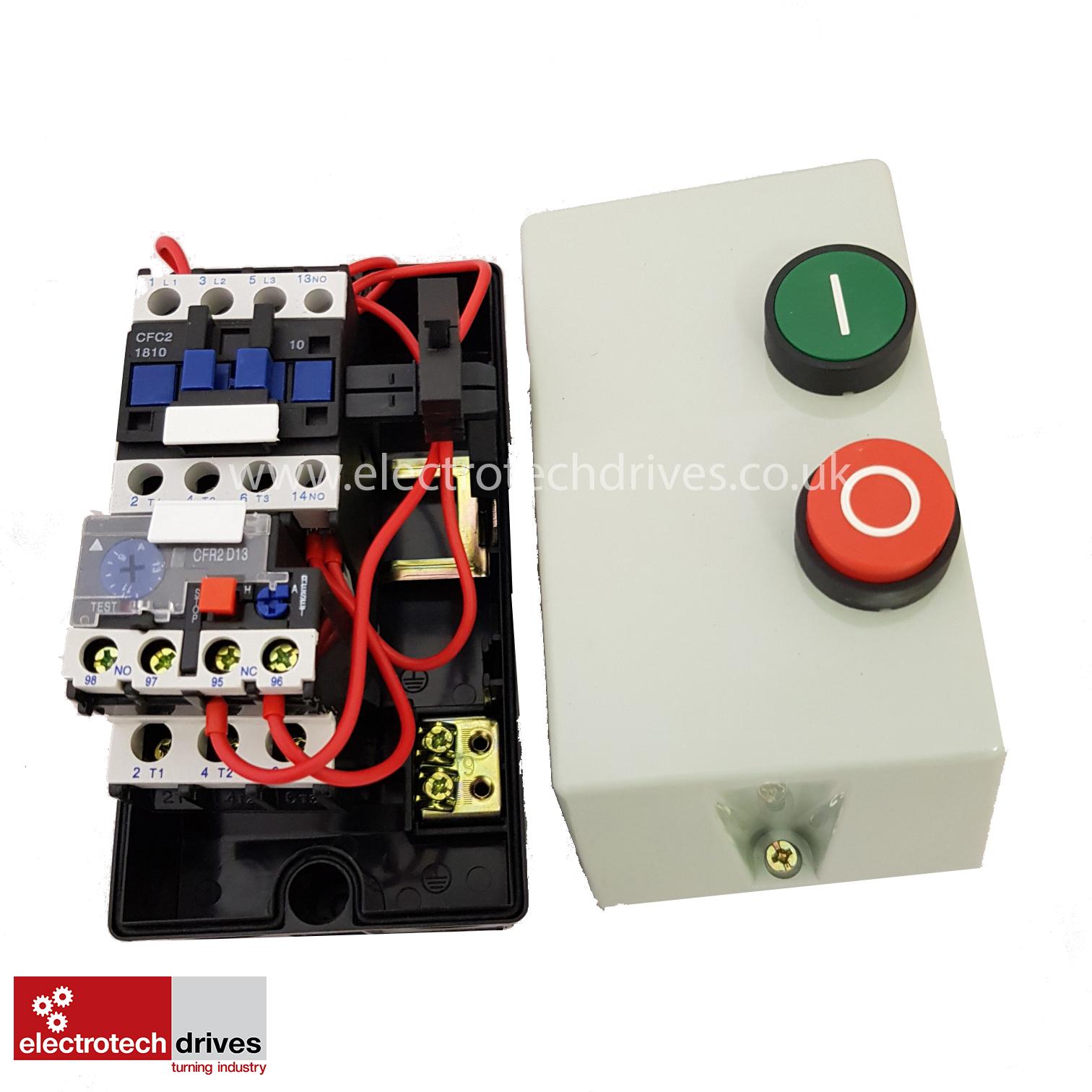 Magnetic Motor Starter Wiring Diagram Do I Need A Magnetic Starter