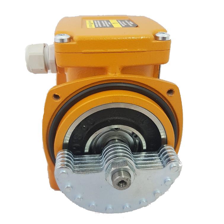 Electro mechanical vibrator operation