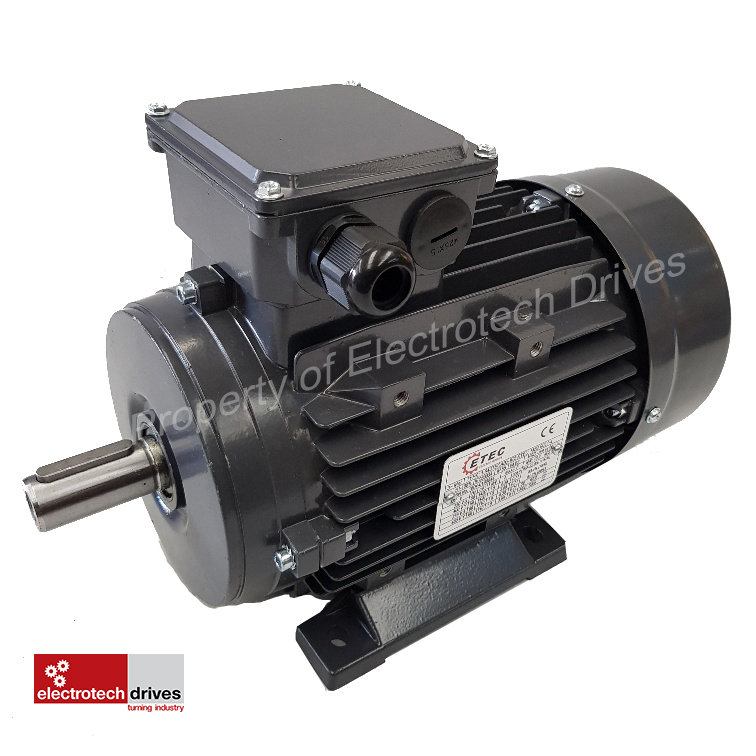 3 Phase Electric Motor 0 09kw To 11kw 1400rpm 2800rpm 2 Pole 4 Aluminium