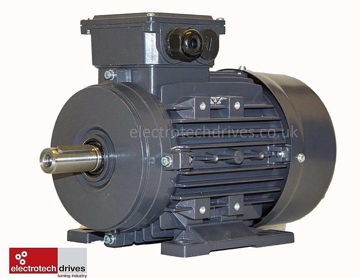 3 phase electric motor to 11kw 1400rpm 2800rpm 2 for Two phase electric motor
