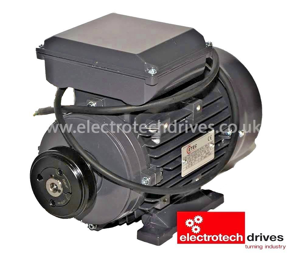 3hp Compressor Electric Motor 2 2kw 2800rpm Pole 240v With Trip On