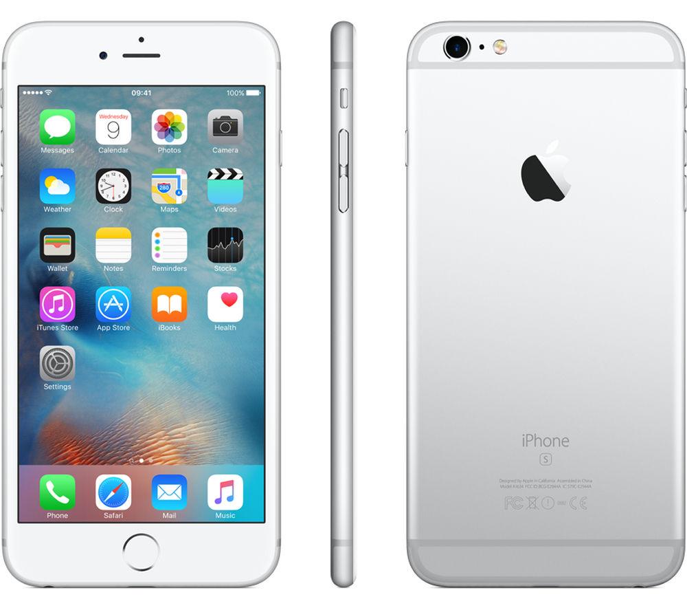 APPLE iPHONE 6S PLUS 16GB   64GB - Unlocked   Voda - Smartphone ... f5caf0b115ec1