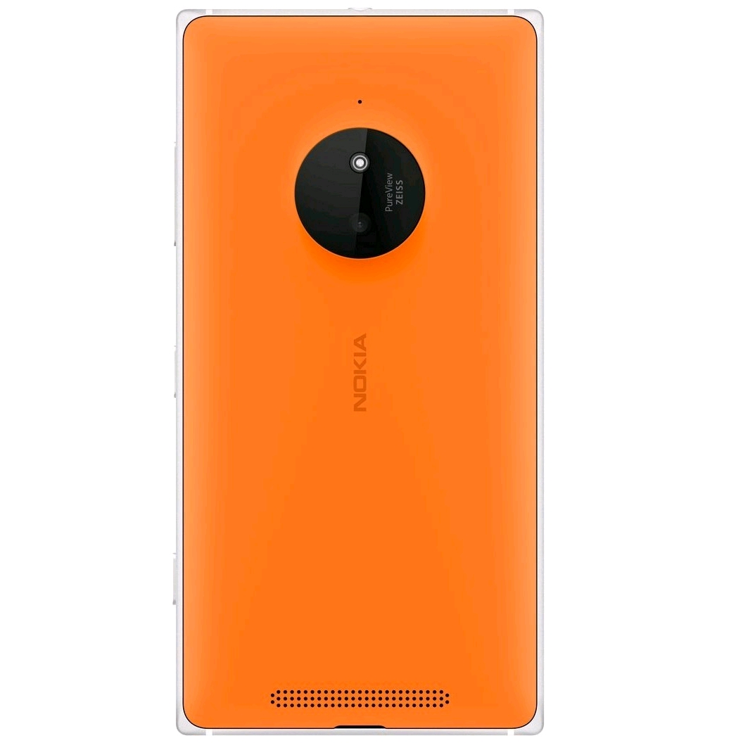 Nokia lumia 830 black green orange smartphone for Orange mobel