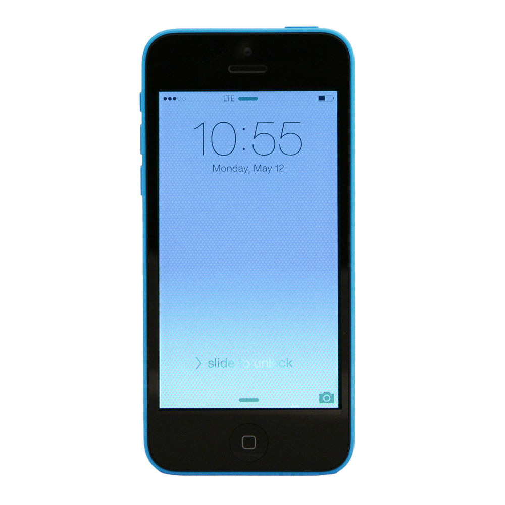 Apple Iphone C  Gb Blue Unlocked