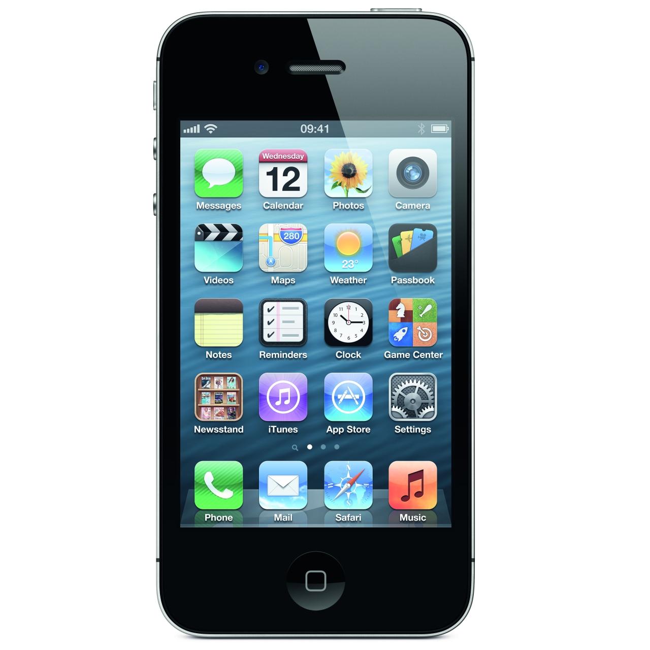 brand new apple iphone 4 8gb unlocked sealed. Black Bedroom Furniture Sets. Home Design Ideas