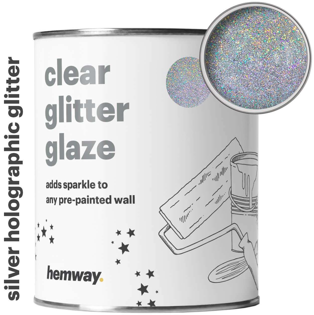 Peinture A Paillette Pour Meuble détails sur hemway transparent paillette peinture vernis pour Émulsion murs  peint salle