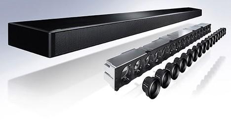 yamaha ysp 2700 7 1 soundbar subwoofer speaker wireless. Black Bedroom Furniture Sets. Home Design Ideas