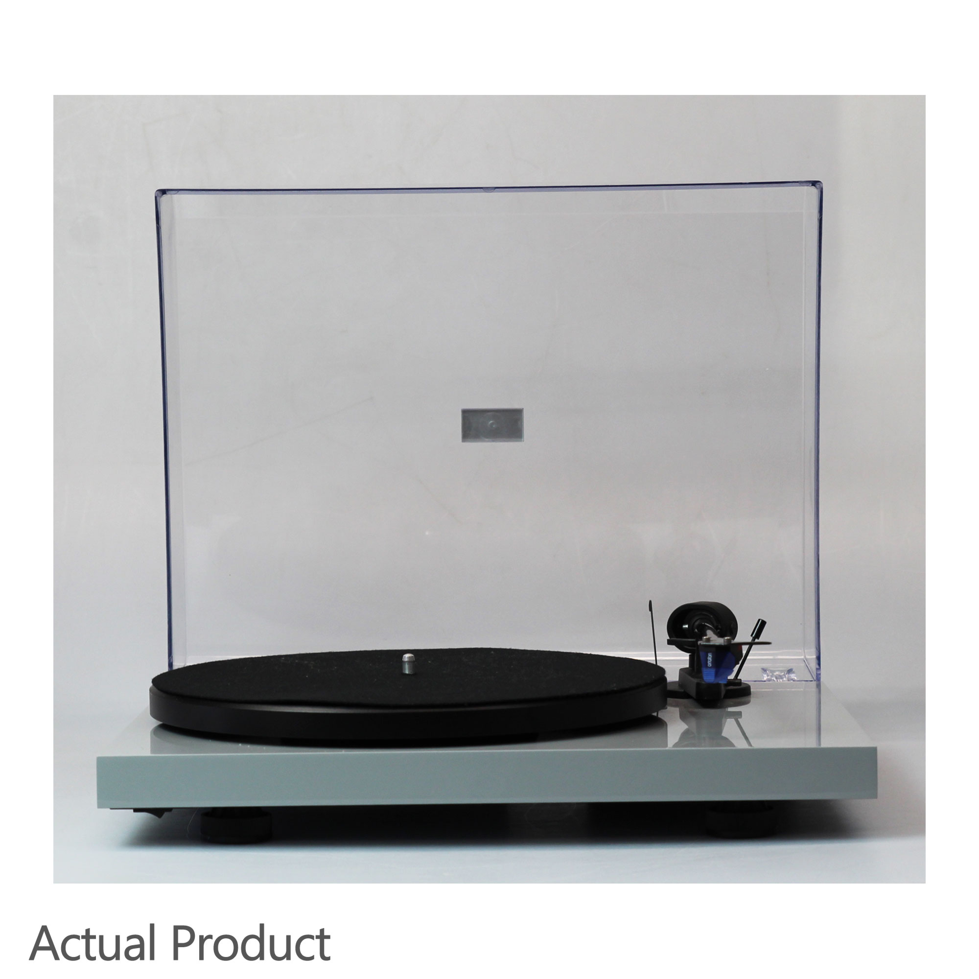 Details about Pro-Ject Debut Carbon DC Turntable - Grey + 2M Blue Cartridge  Vinyl Record