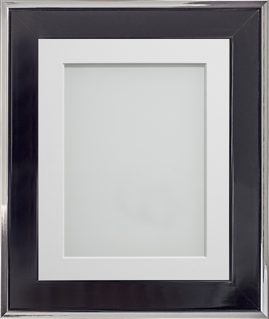 Frame Company Morgan Range Black or White Picture Photo Poster ...