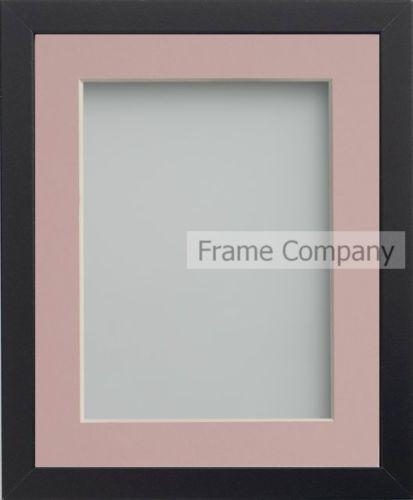 Frame Company Allington Range Black Picture Photo Poster Frames with ...