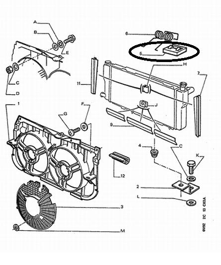 NOUVEAU * PEUGEOT 205 GTI 1.6//1.9 étanchéité de porte//Caoutchouc Set 2 portes haut Brit O.e Qualité