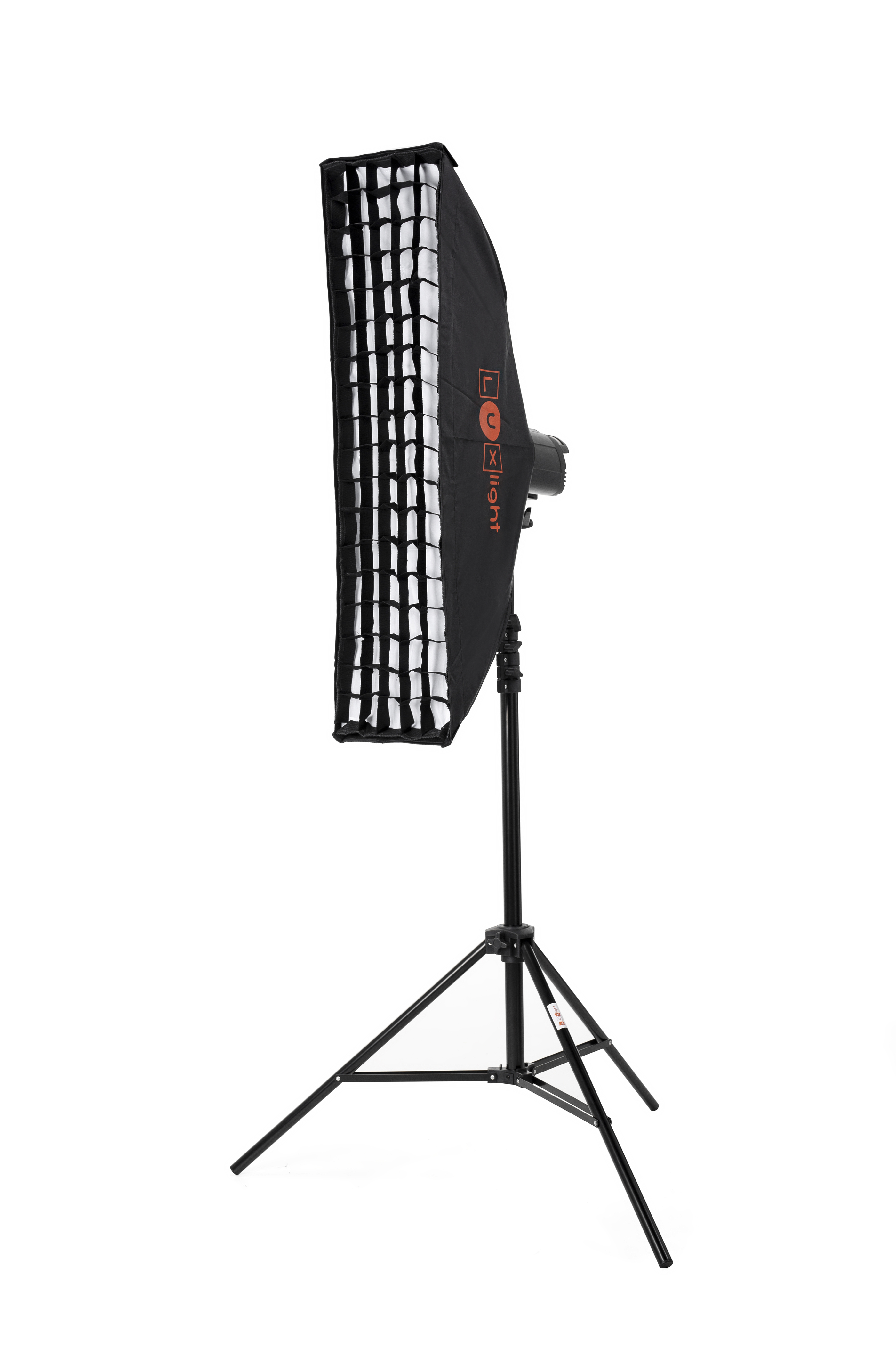 22x90cm Strip Softbox Amp Grid Bowens Fit Luxlight