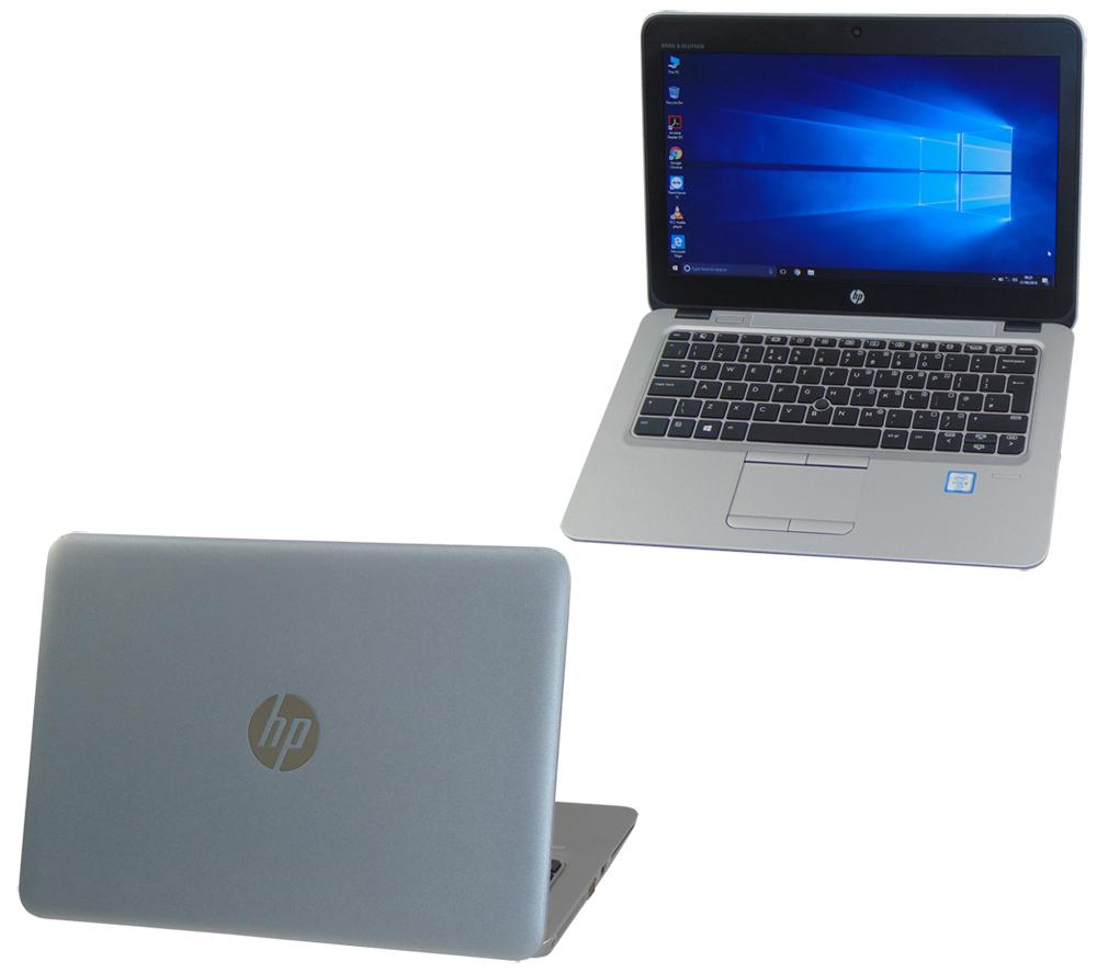 Hp Laptop Windows 10 Elitebook 725 G4 Amd A10 Quad Core 8gb 500gb Webcam Radeon Ebay