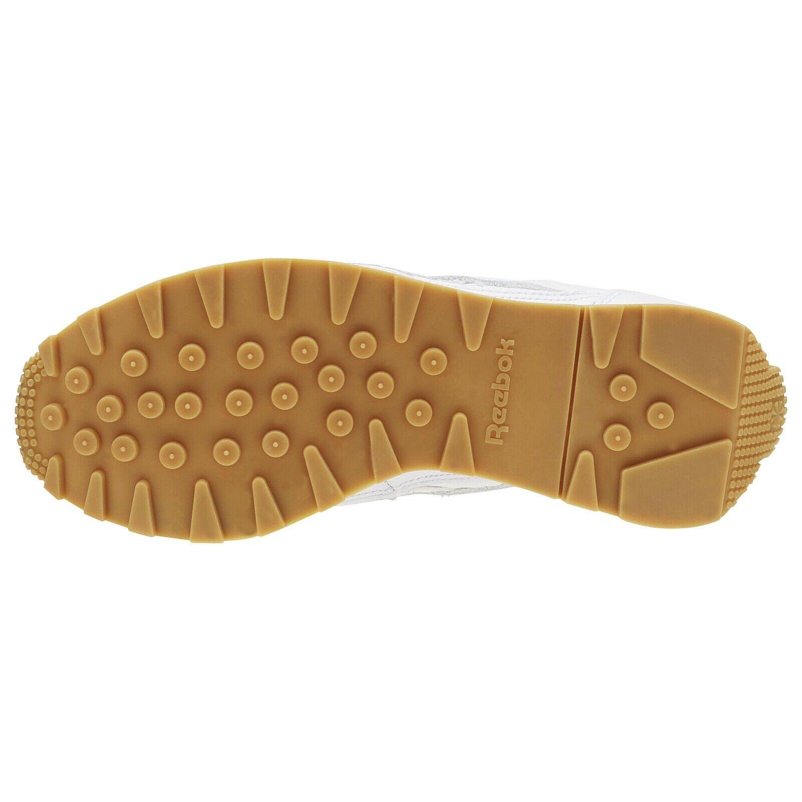 Détails sur Reebok Classiques FEMMES Aztèque Blanc Baskets Rétro 80S Chaussures Baskets Mode