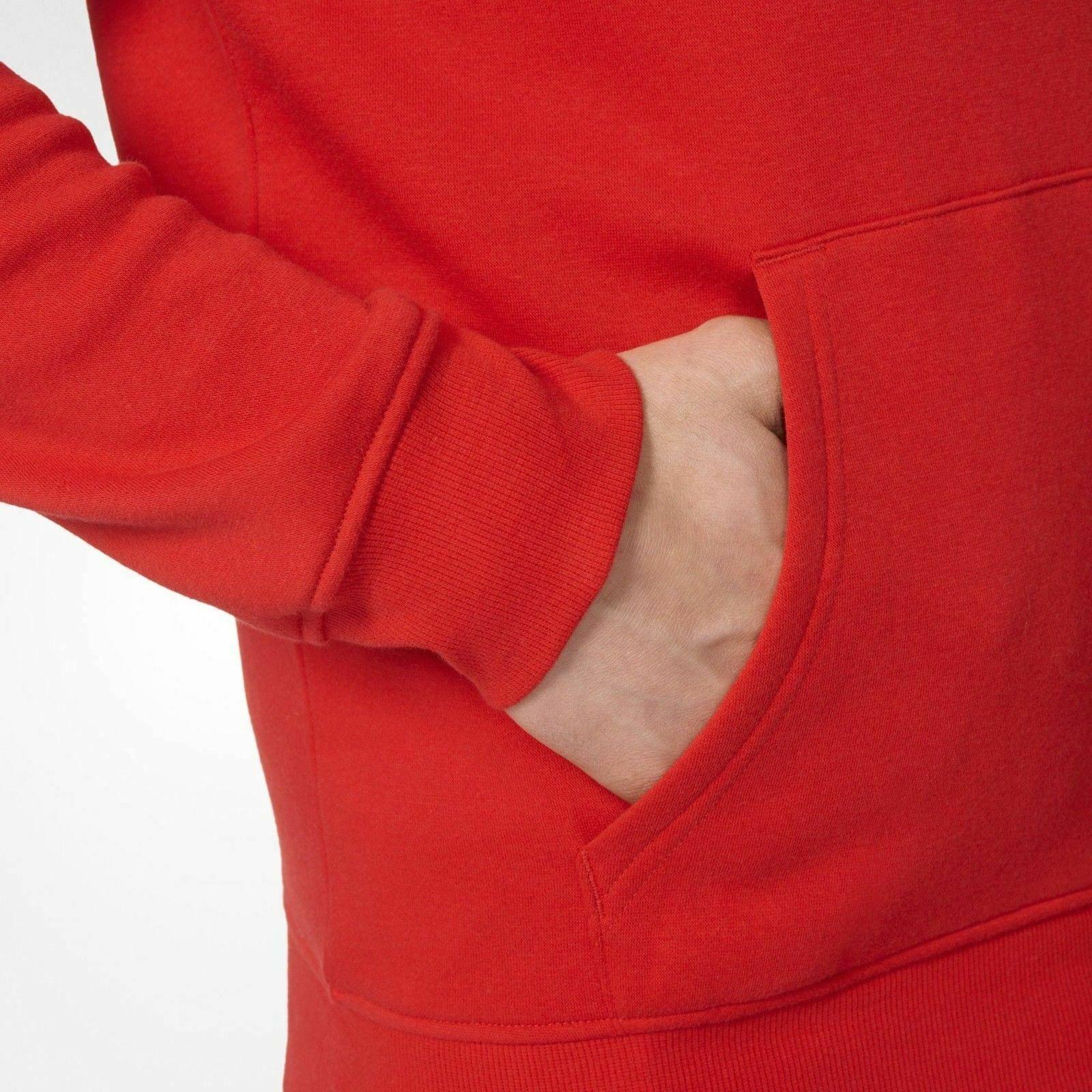 Détails sur Adidas Chicago Bulls Graphique Capuche NBA ROUGE S XL Pull Sweat Basketball