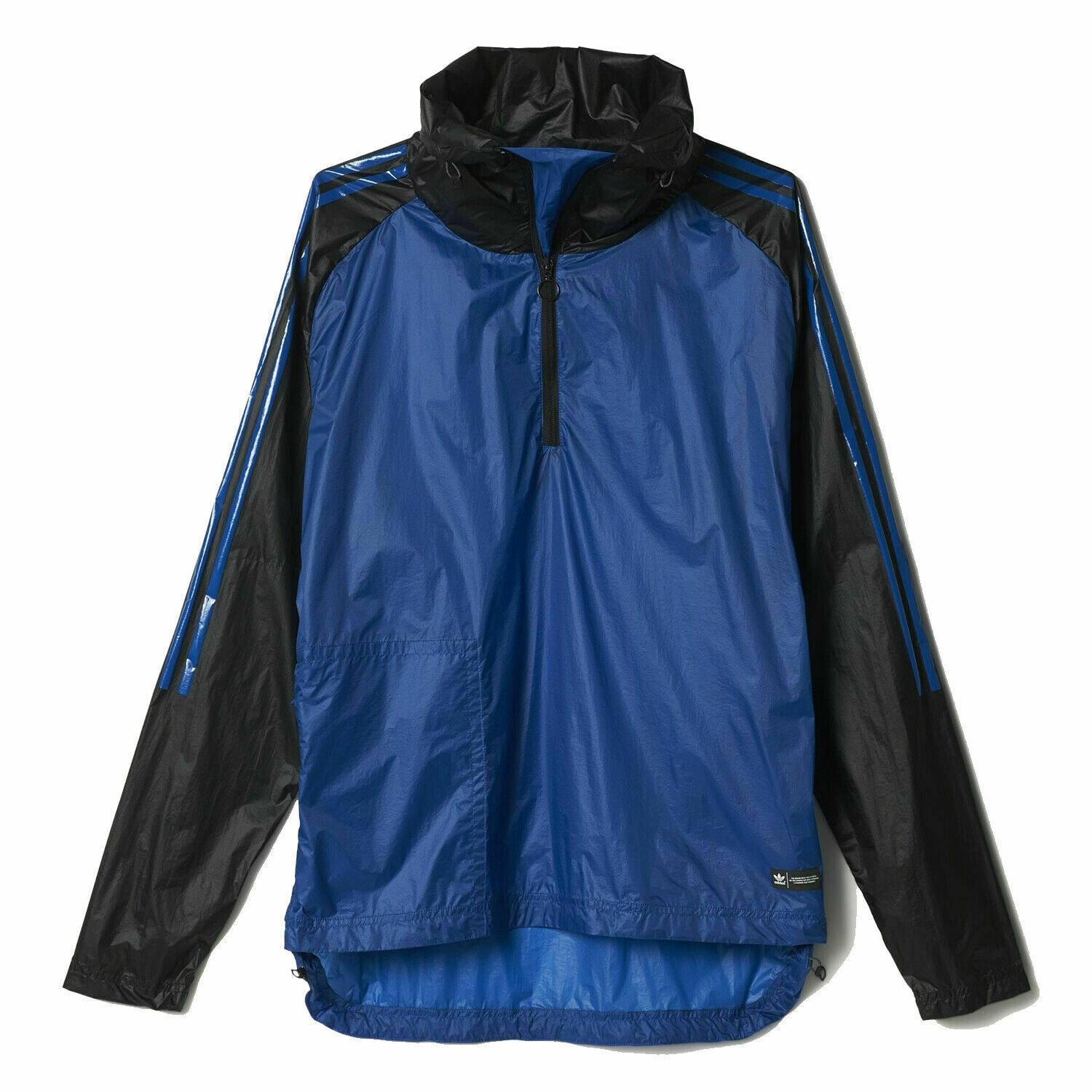 Details about Vintage ADIDAS Originals Waterproof Jacket | Coat Cagoule Rain Windbreaker Retro