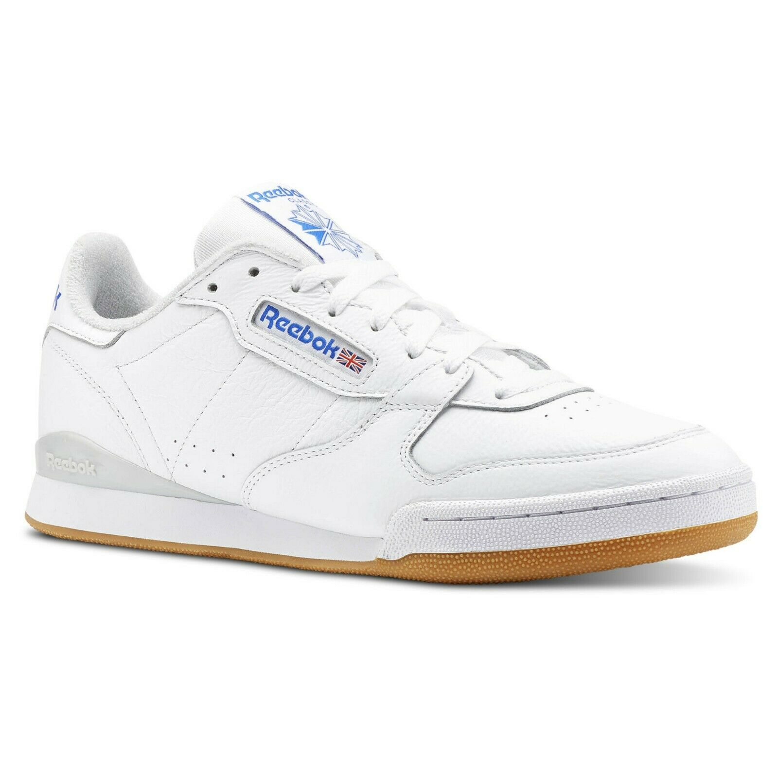 Details about REEBOK CLASSICS PHASE 1 GUM WHITE TRAINERS NEW SNEAKERS SHOES RETRO 80S 90S RARE