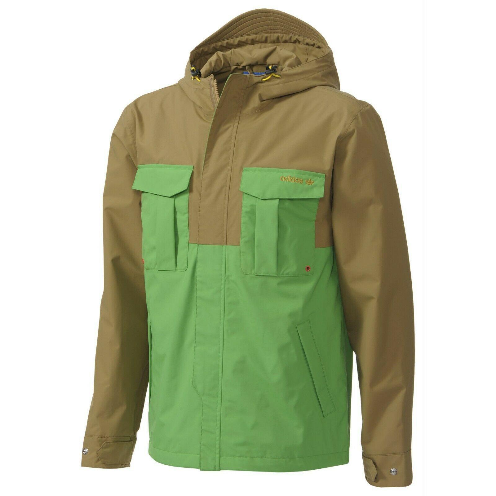 abrigo adidas originals hombre