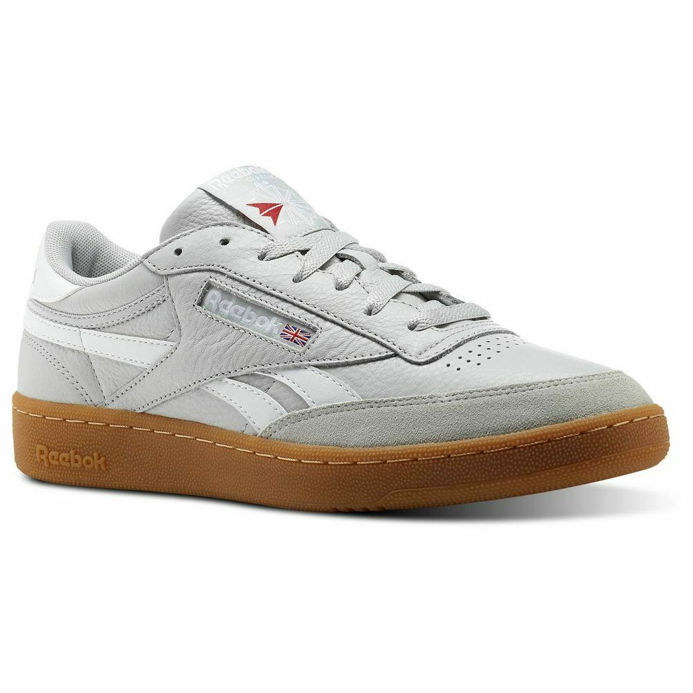 mármol esfuerzo Separación  REEBOK CLASSIC MEN'S REVENGE PLUS GUM SOLE TRAINERS SHOES RETRO VINTAGE NEW  BNWT | eBay