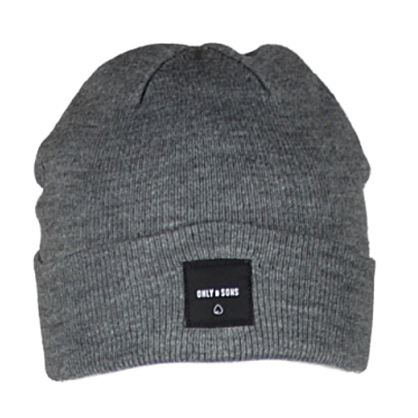 Only /& Sons Mens Winter Beanie Hat and Scarf Set Warm Smart Casual Outwear