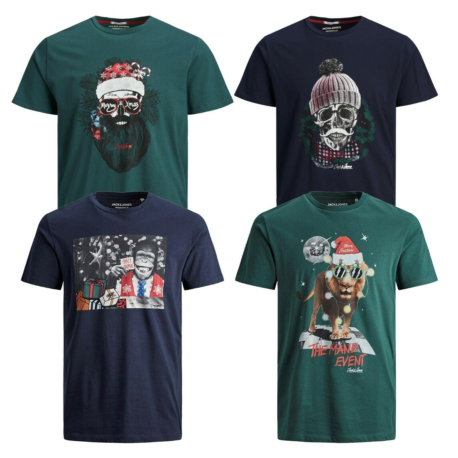 dettagliare vendita più economica vendita economica Jack & Jones Mens Big & Tall Size TShirts Crew Neck Short Sleeve ...
