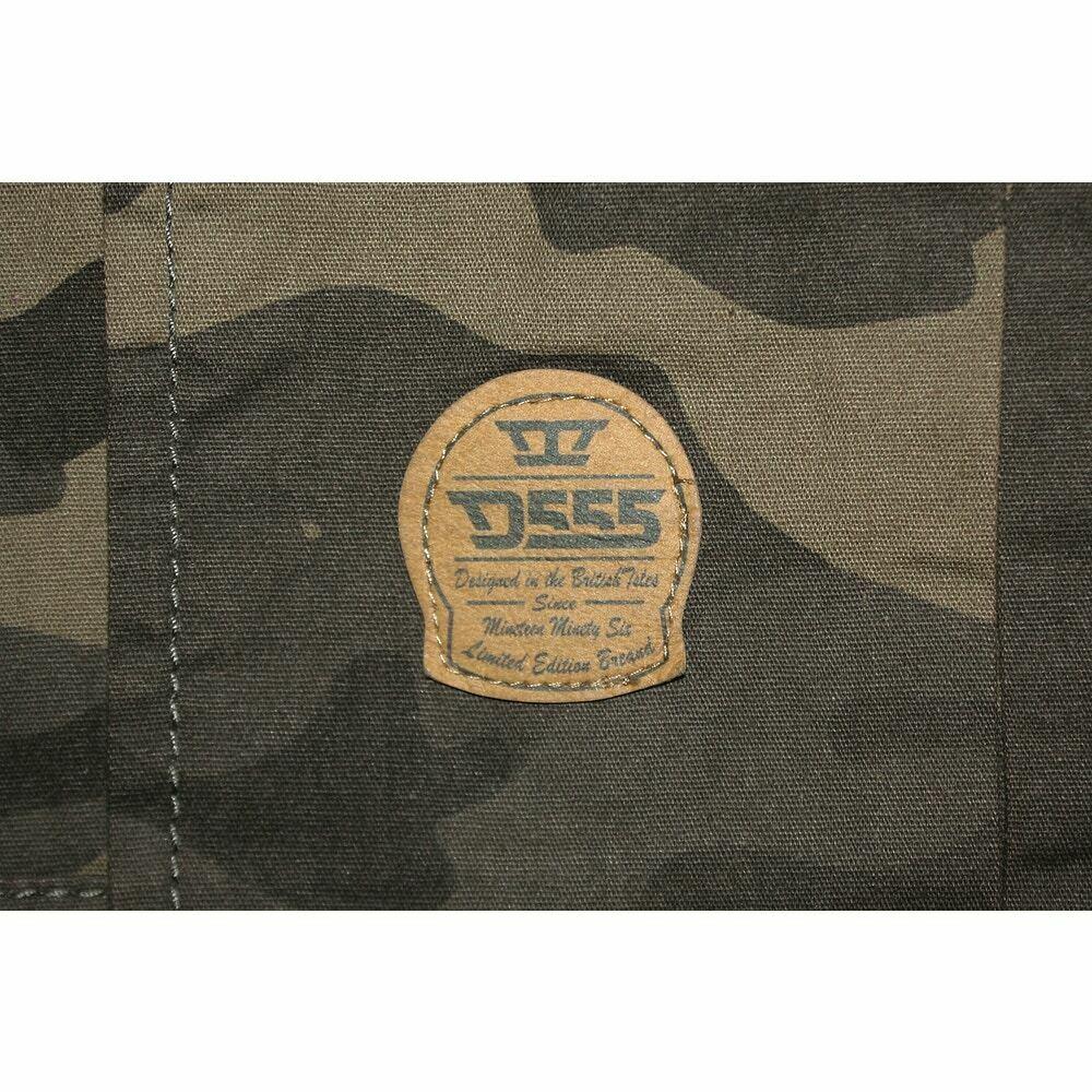 Mens Duke King Size T shirts Casual Hunting Fishing Camo Printed Tee Cotton