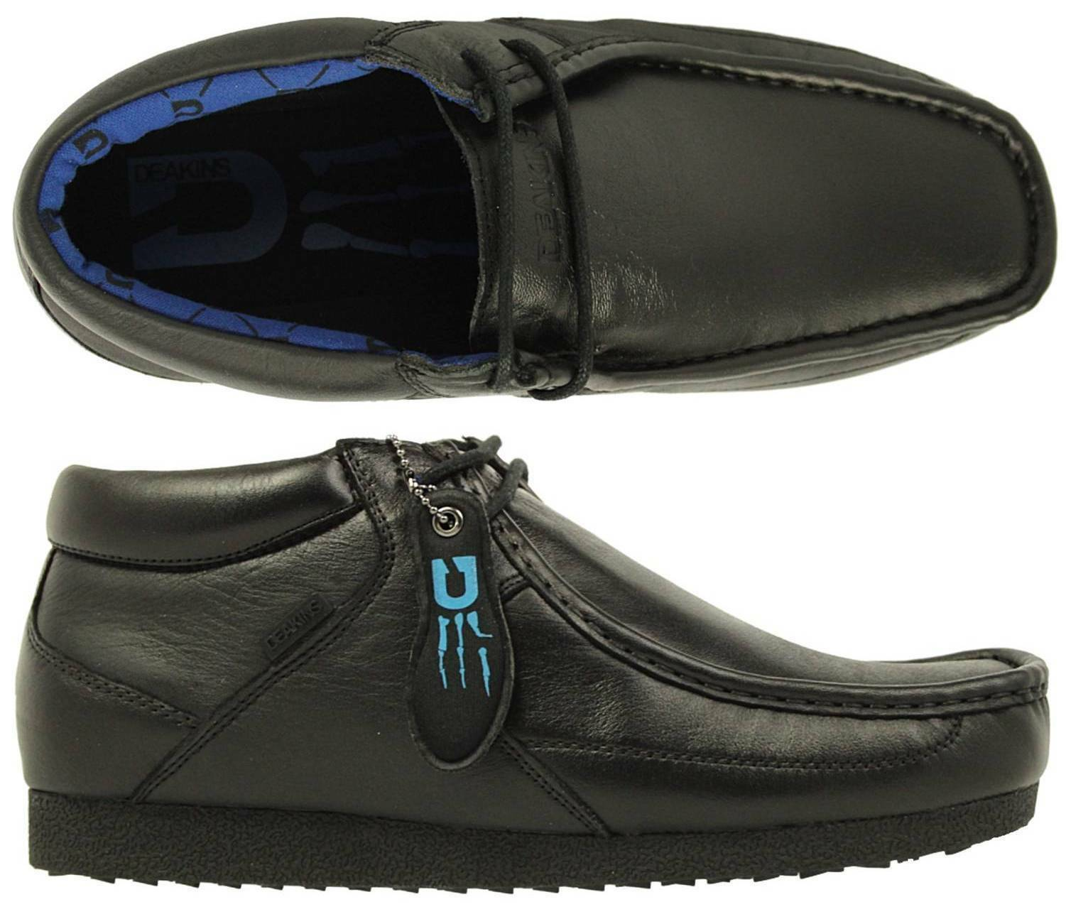 NEW BOYS SLIP ON TRAINERS CASUAL FLAT SCHOOL SHOES BOOTS SIZE JUNIORS 2-6UK UK