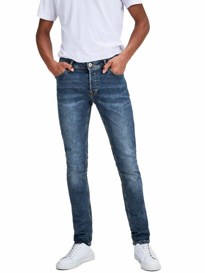 Jack /& Jones Jeans Uomo 574 Tim in grigio