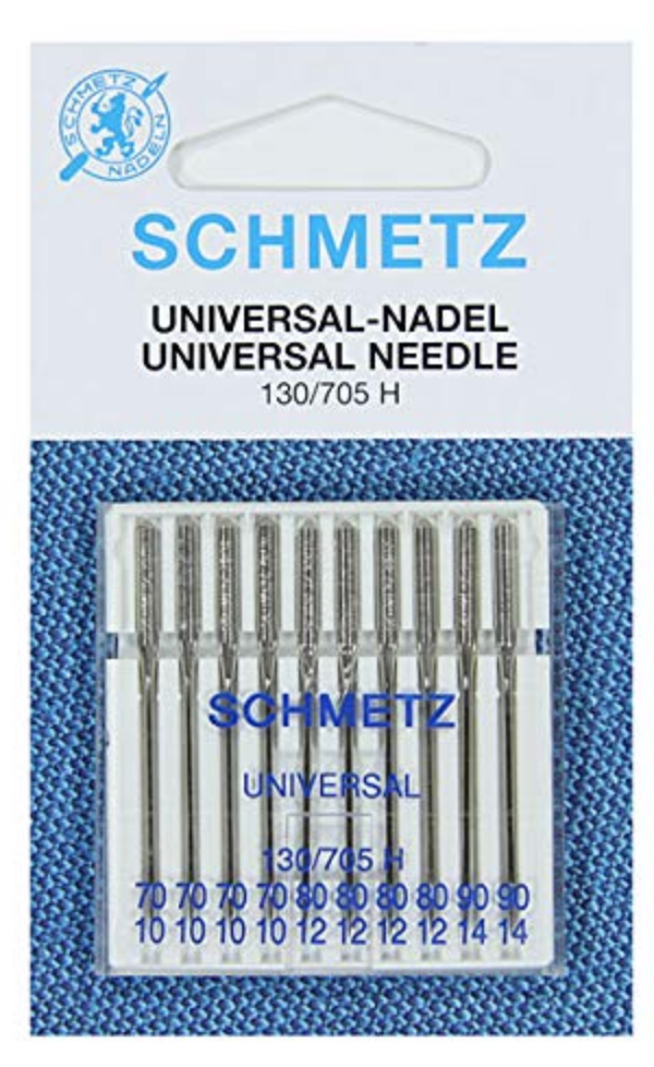10 Piece Universal Machine Needles