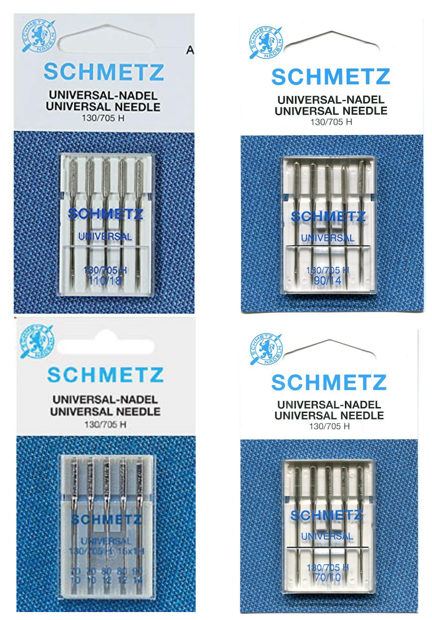 Sewing Machine Needle Schmetz size 70//10 regular sewing from Germany 5 needle packet by Schmetz
